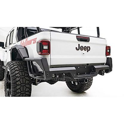 Modified Jeep Gladiator Rear Bumper