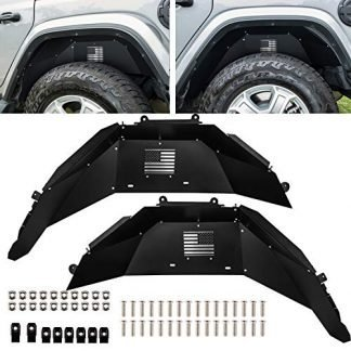 Jeep JL Rear Inner Fender Flare Protection Kit