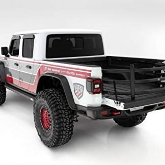 AMP Research Black Jeep Gladiator BedXTender