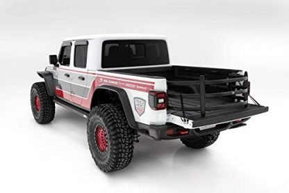 AMP Research Black Jeep Gladiator BedXTender