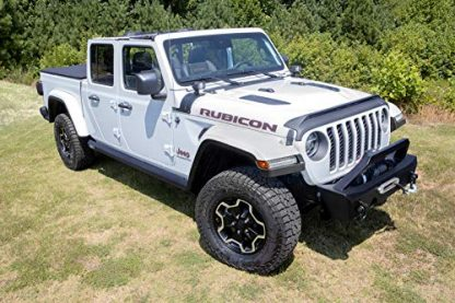 AMP Research Jeep Gladiator Electric Running Boards