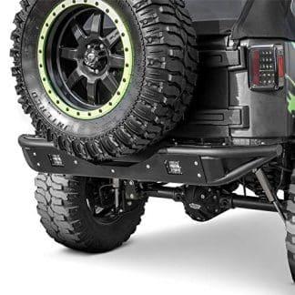Addictive Desert Designs Venom Rear Bumper for Jeep JK Wrangler