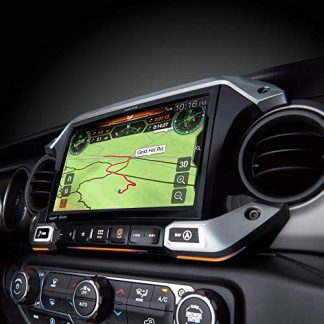 Alpine 9-inch Navigation System with Off-Road Mode
