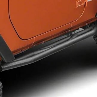 Barricade Off-Road Jeep Wrangler JK Rock Sliders