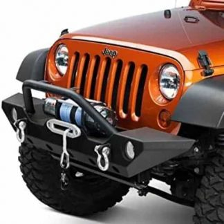 Barricade Off-Road Trail Force Front Bumper