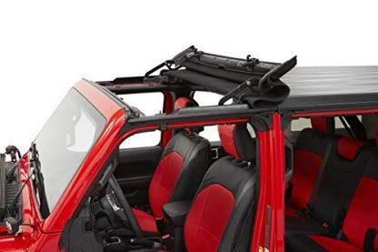 Bestop Black Diamond Sunrider for Jeep Gladiator Hardtop