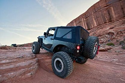 Bestop Trektop Pro for Jeep Wrangler JK 2-Door