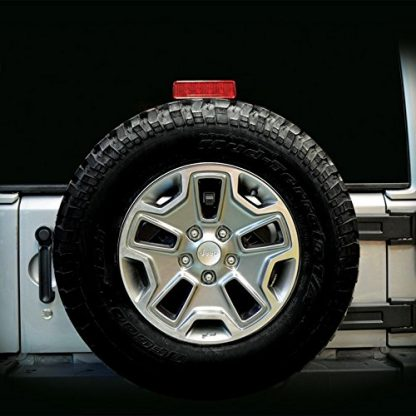 Brandmotion High Mount Camera System Jeep Wrangler Jk