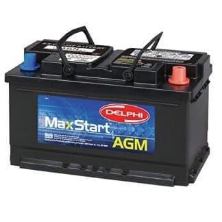 Delphi MaxStart Premium Jeep Gladiator Battery
