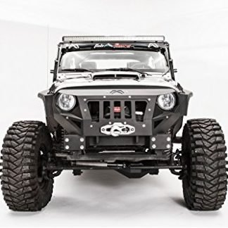 Jeep JK Fab Fours Grumper Bumper