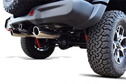 Gibson Performance Jeep JL Exhaust