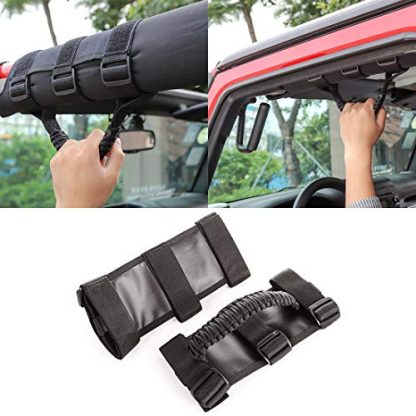 Jeep Wrangler Unlimited Headrest Grab Handles