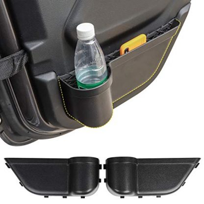 Jeep Gladiator Interior Rear Door Storage Organizers