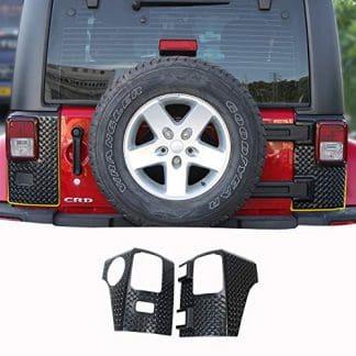 Jeep Wrangler JK Rear Corner Guards