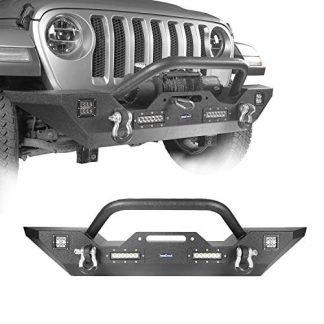 Jeep Gladiator Front Bumper with LED Lights