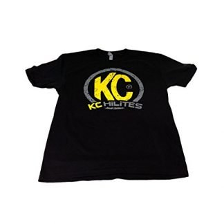 Black KC HiLites Men's T-Shirt