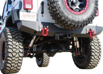 Jeep JK MBRP Rear Full Width Bumper