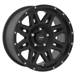 Pro Comp Alloy Wheels with Flat Black Finish