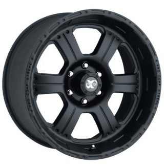 Pro Comp Alloys Series 89 Wheels with Flat Black Finish