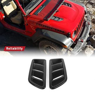 Jeep JT Hood Vents Cover Trim Set