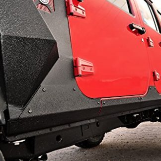 Rugged Ridge Jeep JK Body Armor Cladding