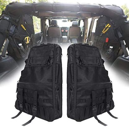 Jeep Wrangler Roll Bar Storage Bag