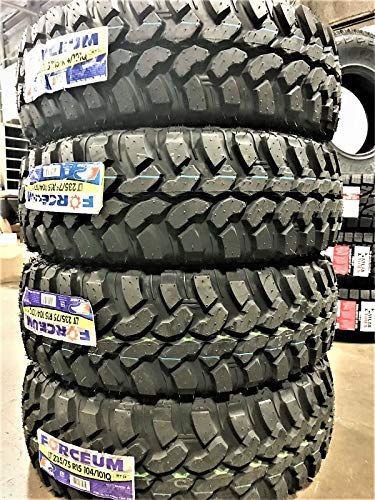 Forceum M/T Mud-Terrain Radial Tires