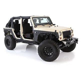 Smittybilt XRC Body Cladding for Jeep JK Unlimited