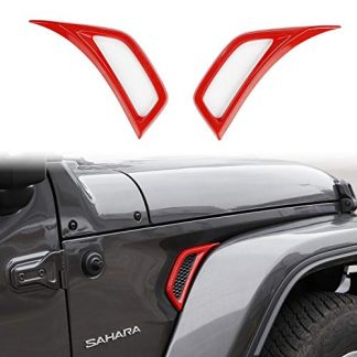 Jeep Gladiator Exterior Vent Outlet Trim