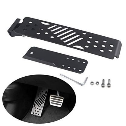Jeep Gladiator Left Side Foot Rest Pedal