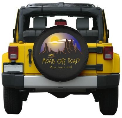 Jeep Moab Off Road Tire Cover