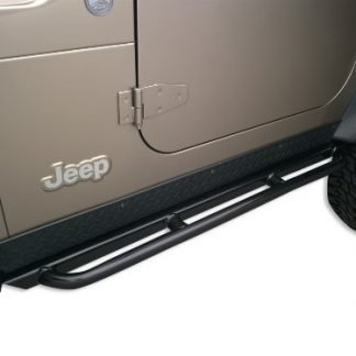 Body Armor 4x4 Jeep TJ Steel Side Guards