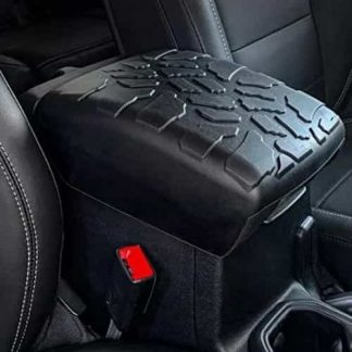Boomerang Tire Tread Center Console Cover for Jeep Wrangler JL