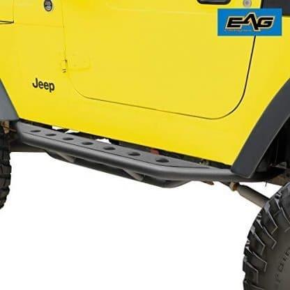 EAG Jeep Wrangler TJ Tubular Nerf Bars