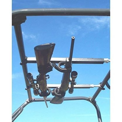 Great Day Quick-Draw Jeep Wrangler Overhead Gun Rack