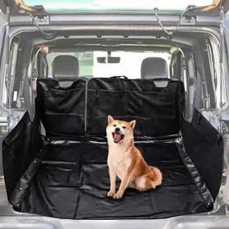 Jeep JK Black Pet Trunk Liner