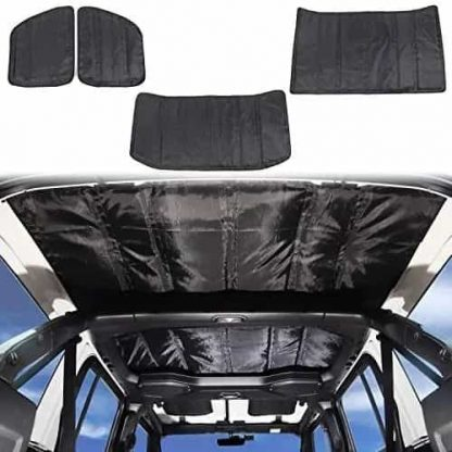 Jeep JLU Hardtop Insulation Kit