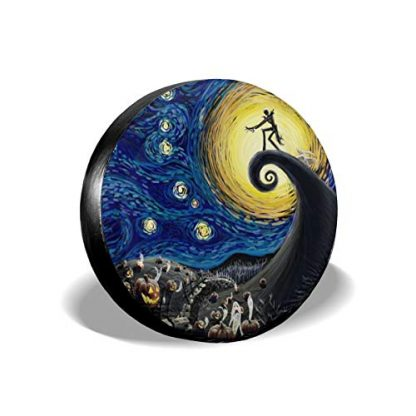 Nightmare Before Christmas Spare Tire Cover for Jeep