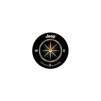 Mopar Jeep Compass Spare Tire Cover