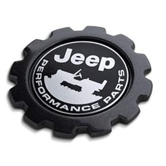 Mopar Jeep Performance Parts Gear Badge