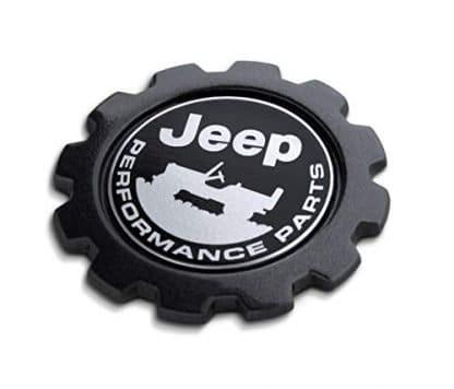 Mopar Jeep Performance Parts Gear Badge