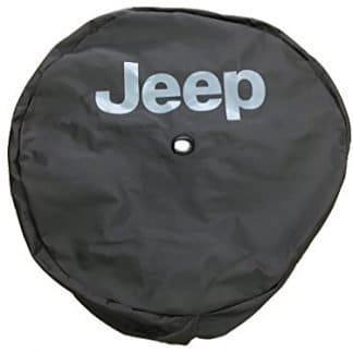 Genuine Jeep Mopar Spare Tire Cover
