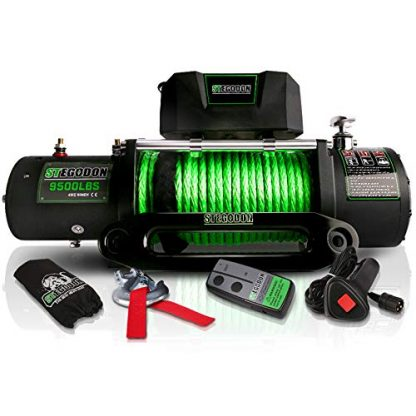 STEGODON 9500 Pound Load Capacity Electric Winch