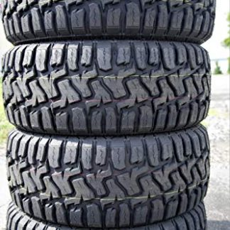 Set of 4 Haida All-Terrain Mud Tires