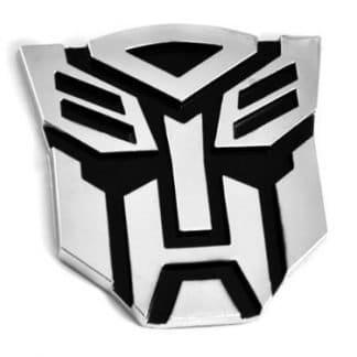 Transformer Autobot Jeep Emblem