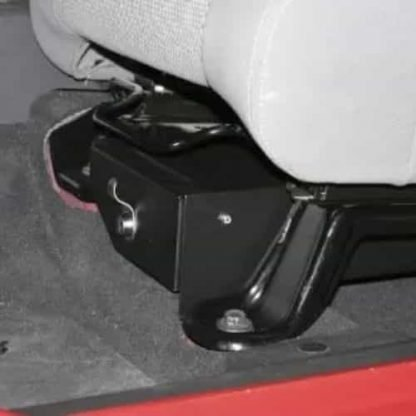 Tuffy Jeep JK Driver Side Security Drawer