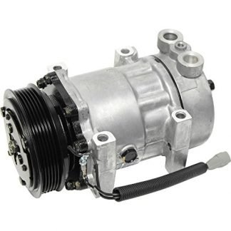 UAC Jeep Wrangler TJ AC Compressor Assembly