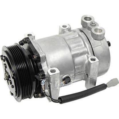 UAC Jeep Wrangler TJ AC Compressor Assembly