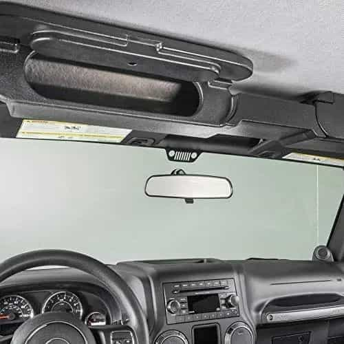 VDP Jeep Wrangler Overhead Shelf