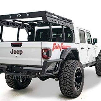 Fab Fours Jeep Gladiator Overland Rack